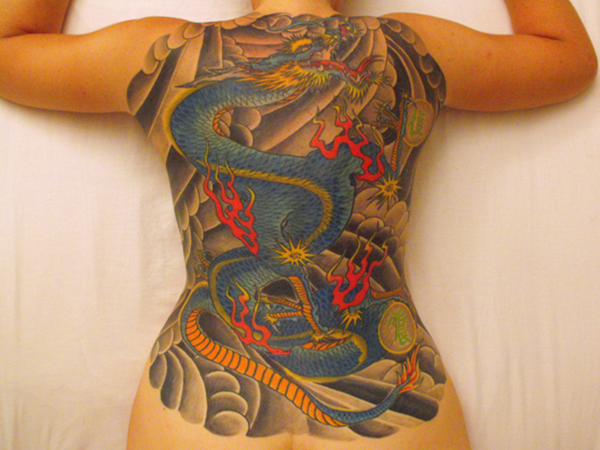Dragon tattoo designs for women and men6