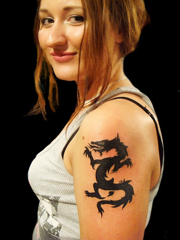 Dragon tattoo designs for women and men61