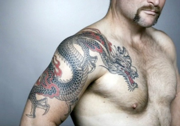 Dragon tattoo designs for women and men64