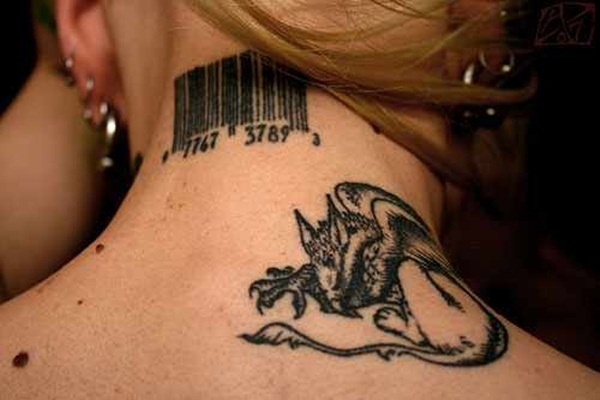 101 cool dragon tattoo designs for women and men for Pimp branding tattoos