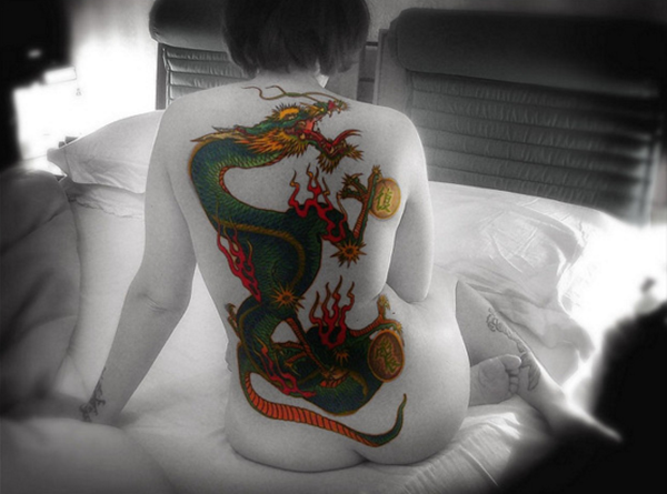 Dragon tattoo designs for women and men8
