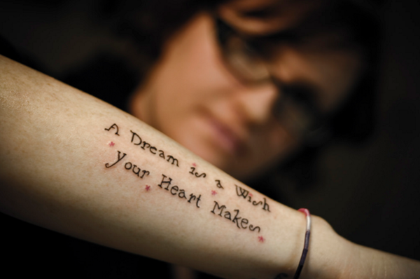 Quote tattoo designs for boys and girls13