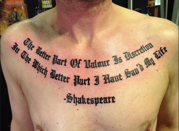Quote tattoo designs for boys and girls15