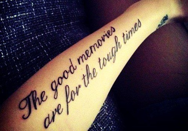 Quote tattoo designs for boys and girls25
