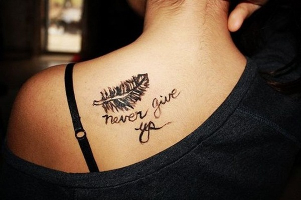 Quote tattoo designs for boys and girls29