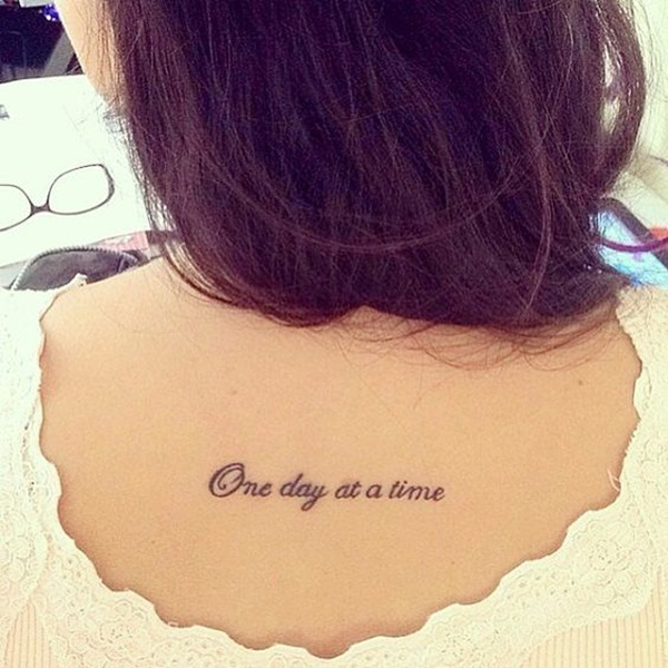 Quote tattoo designs for boys and girls30
