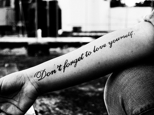 Quote tattoo designs for boys and girls55