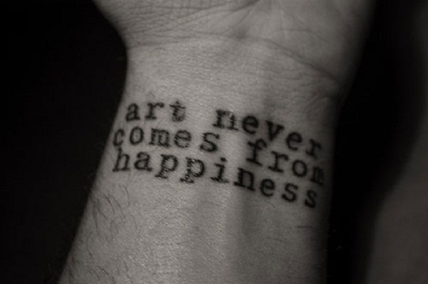 Quote tattoo designs for boys and girls61