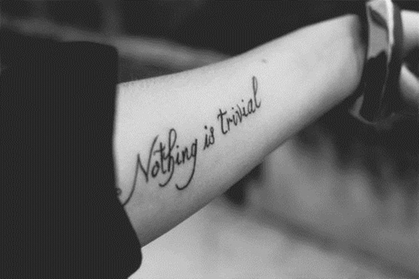 Quote tattoo designs for boys and girls66