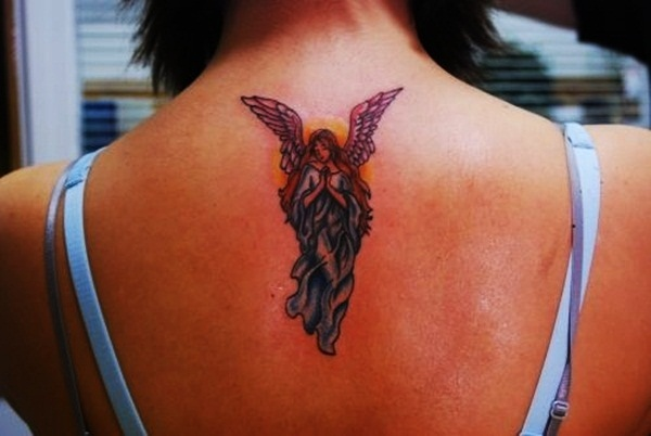 Angel tattoo designs and ideas11