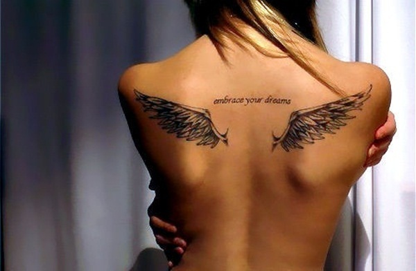 Angel tattoo designs and ideas4