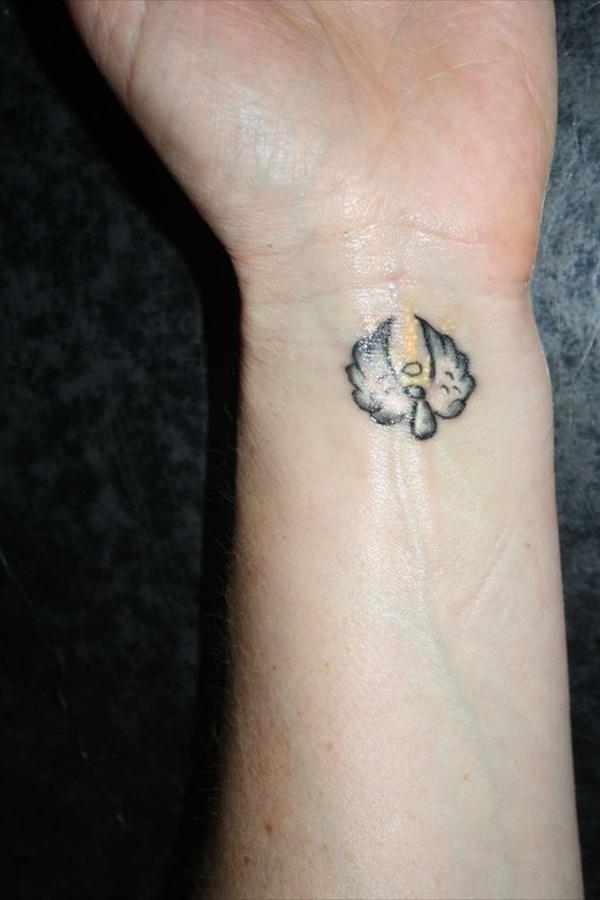 Angel tattoo designs and ideas49