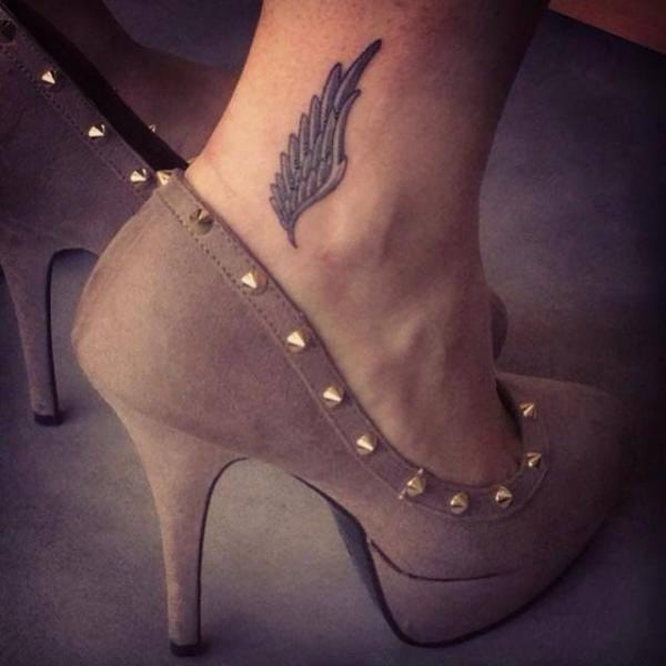 Ankle tattoo designs 71