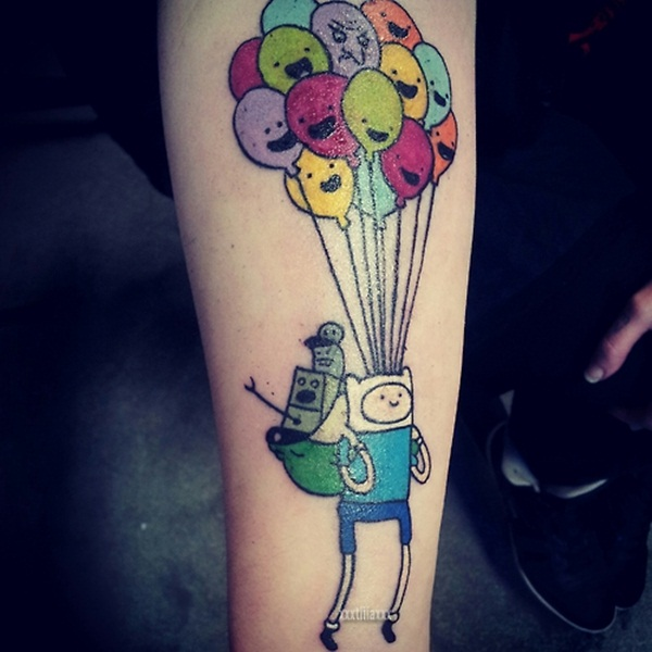 Cartoon Tattoo Designs12