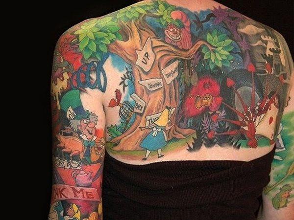 Cartoon Tattoo Designs20