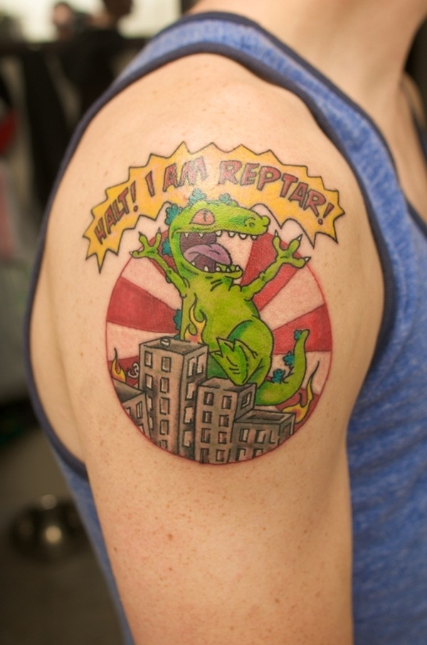 Cartoon Tattoo Designs21