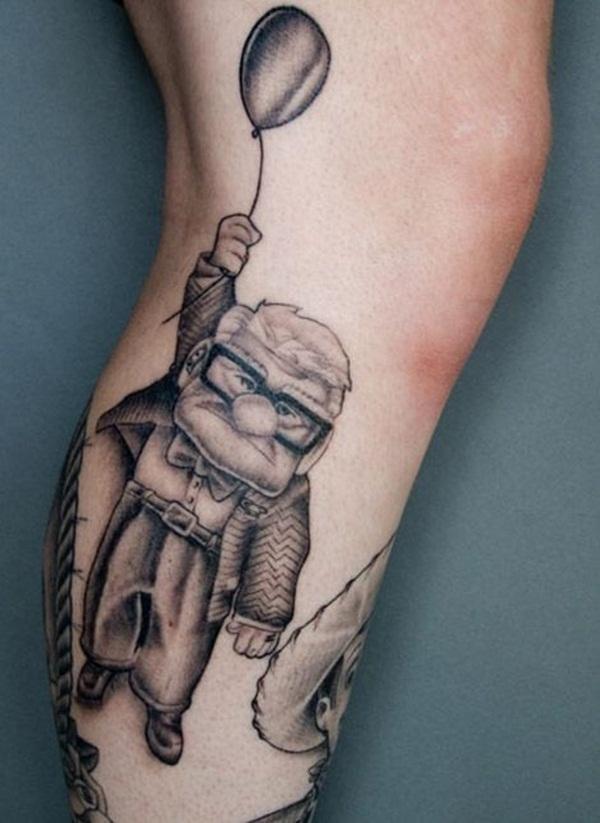 Cartoon Tattoo Designs25