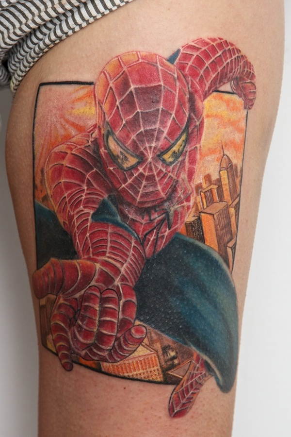 Cartoon Tattoo Designs39