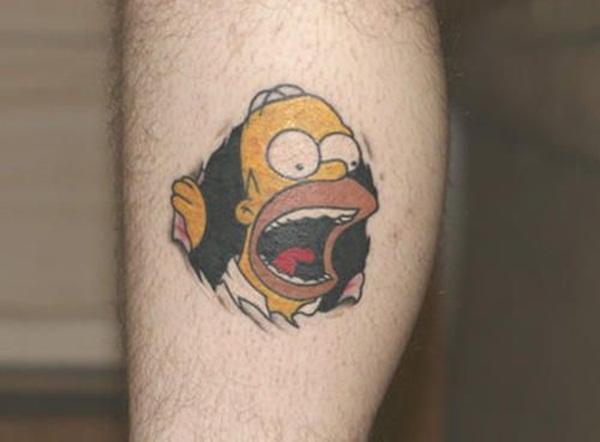 Cartoon Tattoo Designs41