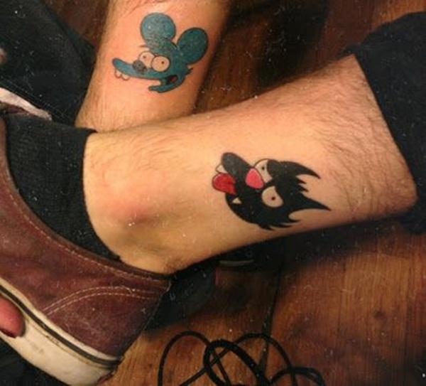 Cartoon Tattoo Designs47