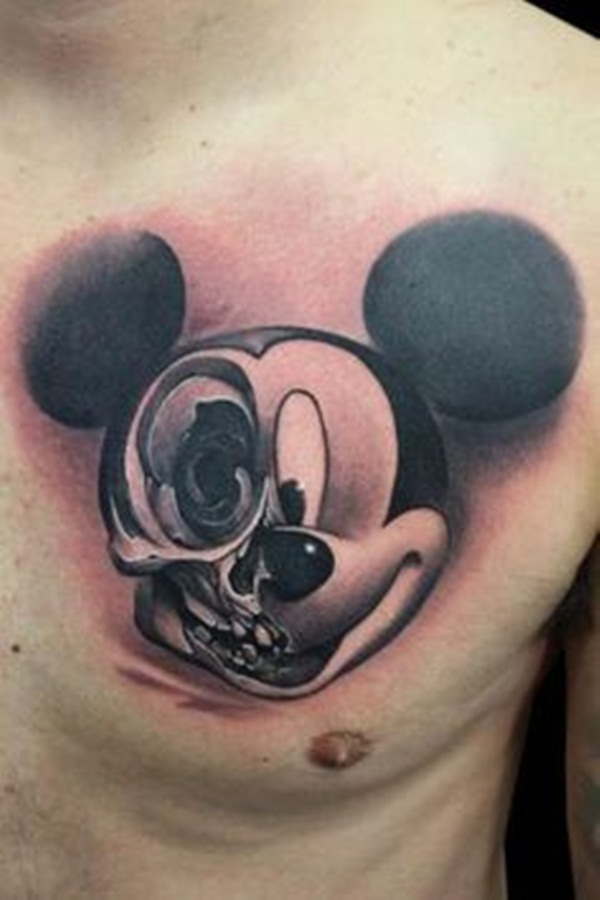 101 Cartoon Tattoo Designs For Cartoon Lovers Selected Tattoos