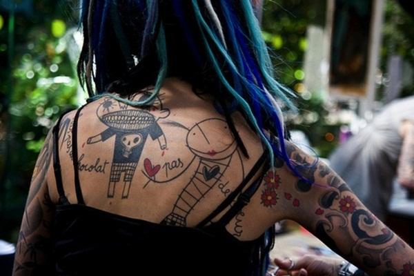 Cartoon Tattoo Designs52