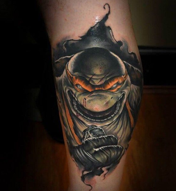 101 Cartoon Tattoo Designs For Cartoon Lovers (Selected