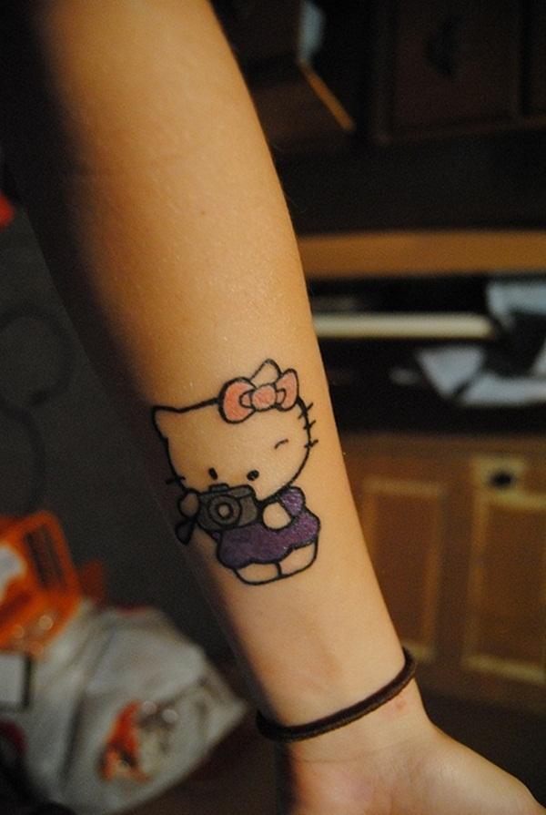 Cartoon Tattoo Designs60