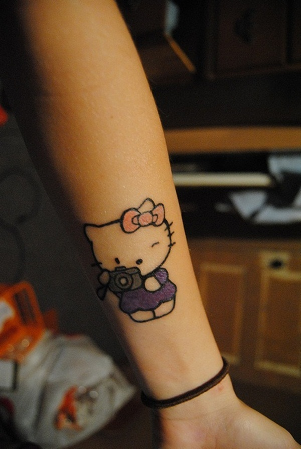 Cartoon Tattoo Designs60