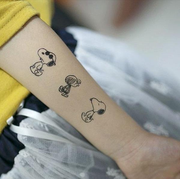 Cartoon Tattoo Designs62