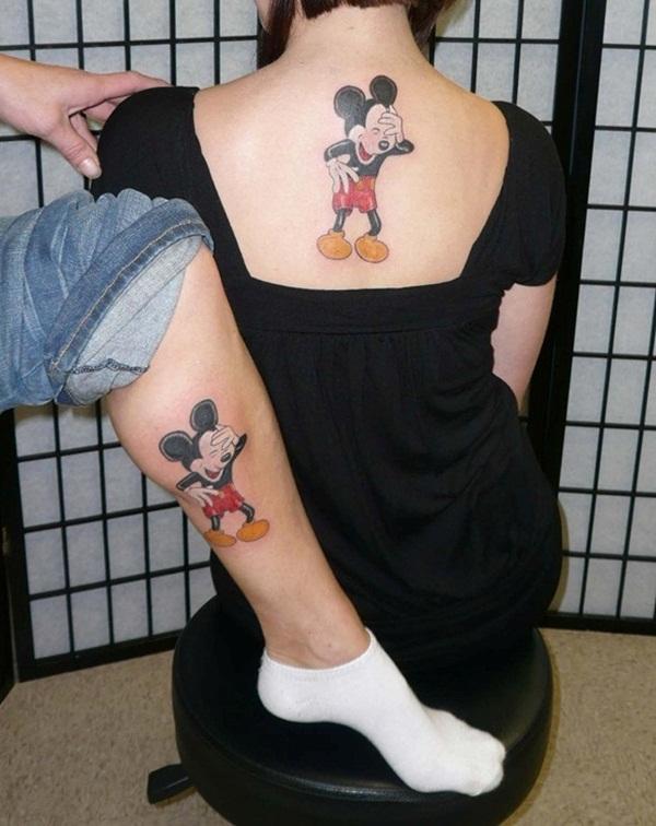 Cartoon Tattoo Designs64