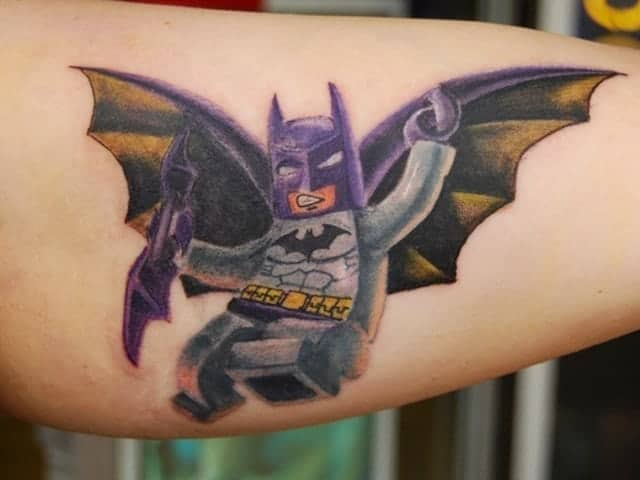 af32ad4197279 101 Cartoon Tattoo Designs for cartoon lovers (Selected Tattoos)