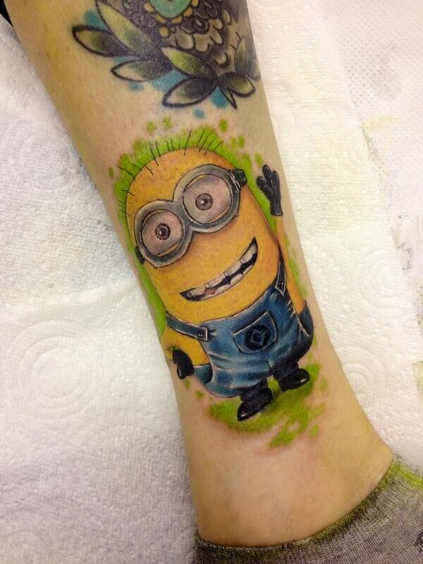 Cartoon Tattoo Designs9