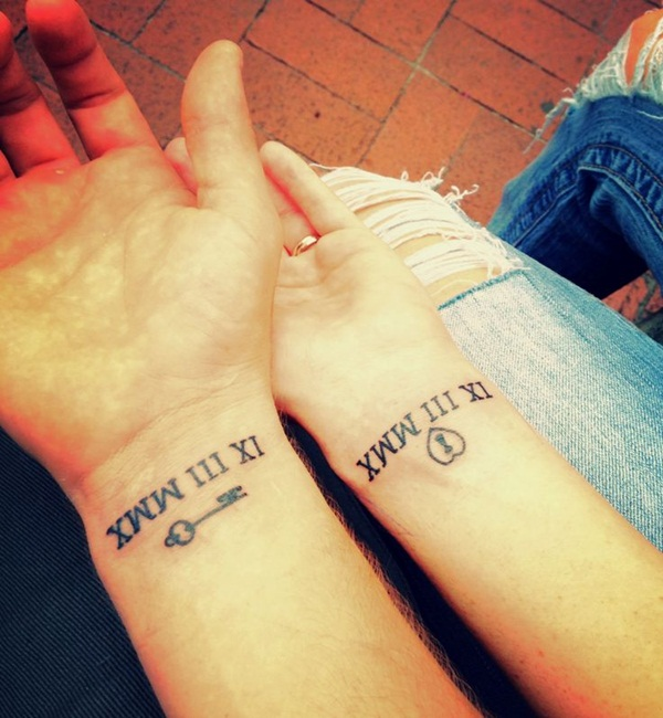 Couple Tattoo Designs 14