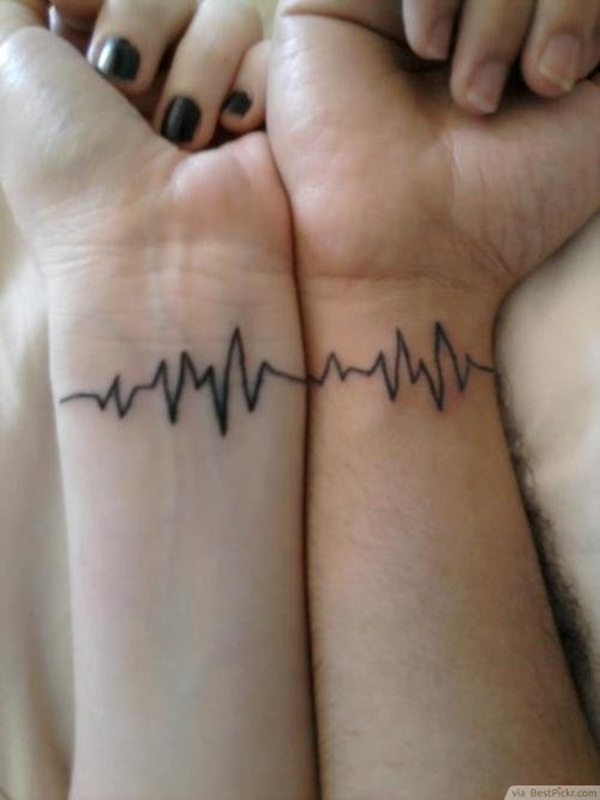 Couple Tattoo Designs 22