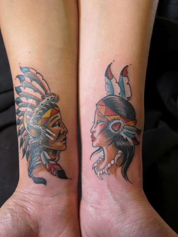 couple tattoo designs 30 - Tattoo Idea Designs