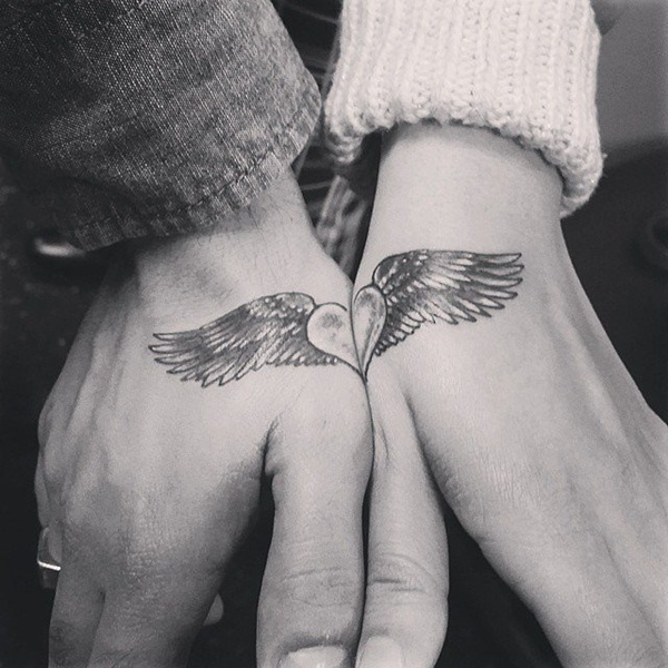 Couple Tattoo Designs 35