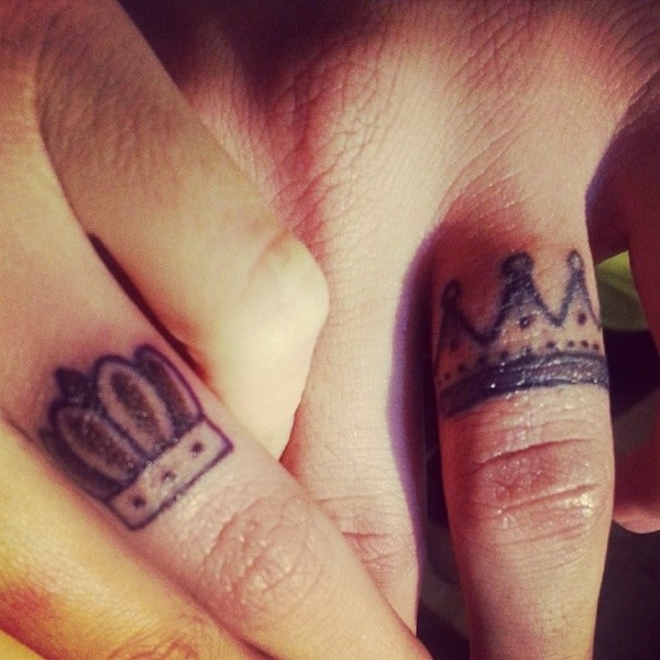 Couple Tattoo Designs 39