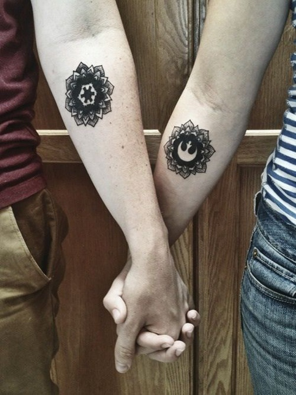 101 best couple tattoo designs that will keep your love forever. Black Bedroom Furniture Sets. Home Design Ideas