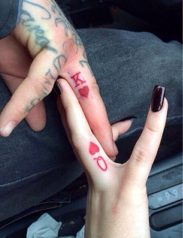Couple Tattoo Designs 71