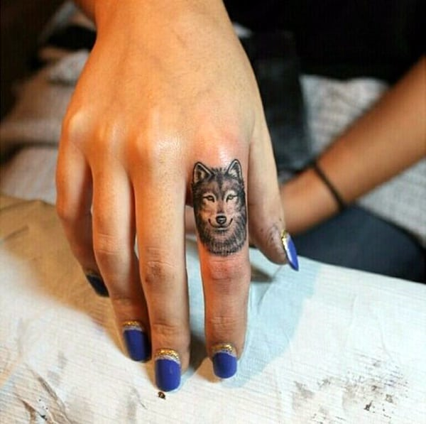 Cute Finger Tattoos Designs (103)