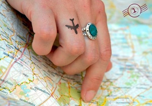 Cute Finger Tattoos Designs (4)