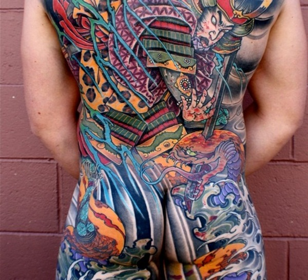 Full body tattoo designs for men and women10