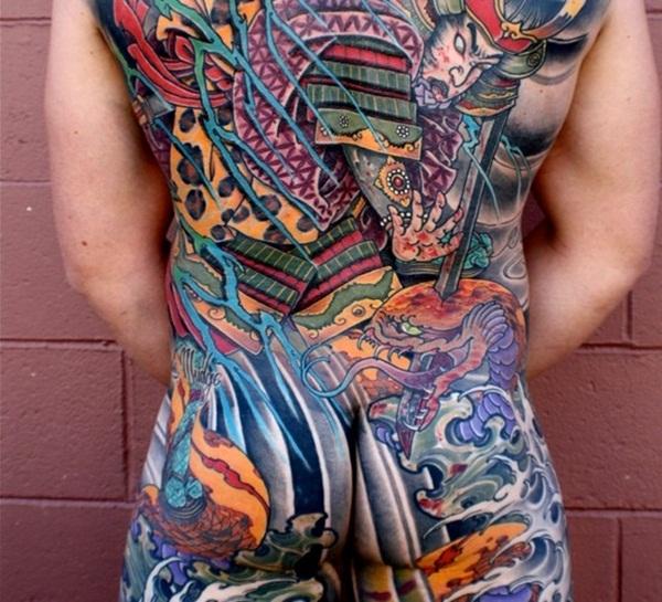 Full body tattoo designs for men and women10