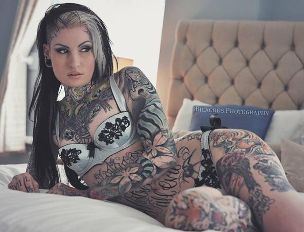 Full body tattoo designs for men and women11