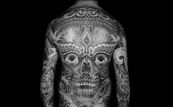 Full body tattoo designs for men and women37