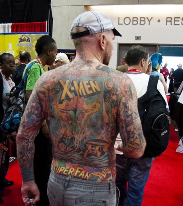Full body tattoo designs for men and women38
