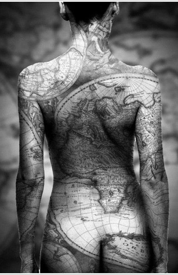 Full body tattoo designs for men and women41
