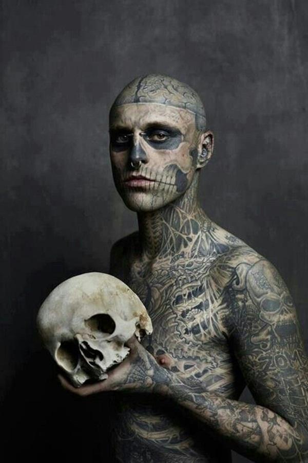 Full body tattoo designs for men and women44