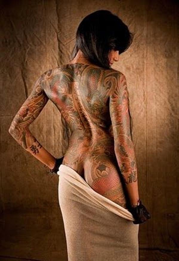 Full body tattoo designs for men and women53
